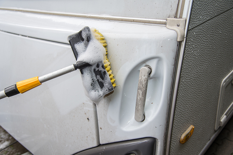 Caravan Cleaning Services in Rochdale Greater Manchester
